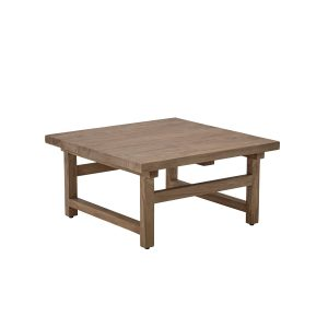 Alfred Coffee table 80 cm teak Sika-Design