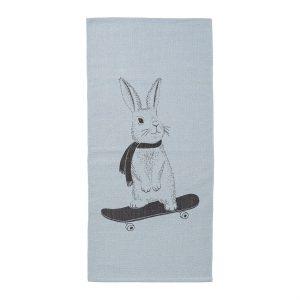 Barnmatta 60 x 120 cm Kanin, Bloomingville Mini