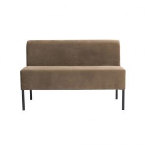 Hög soffa 2- sits modul Sand, House Doctor