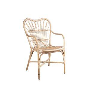 Rottingstol Margret chair, Sika Design