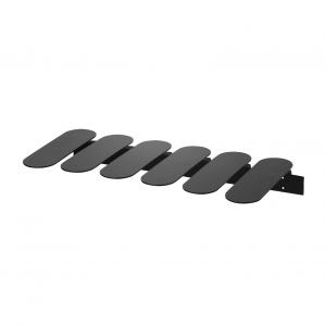 Skohylla Step 60 cm black, Maze