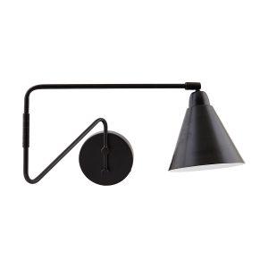 Vägglampa GAME black CB0680, House Doctor