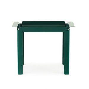 Box Bord Blå/Grön 33×60 cm