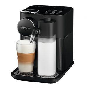 Nespresso – Gran Lattissima Kaffemaskin EN650 Sophisticated Black