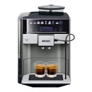Siemens – Helautomatisk espresso/kaffemaskin EQ6 PLUS S500 Morning Haze