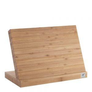 Zwilling – Knivblock med magnet Bambu
