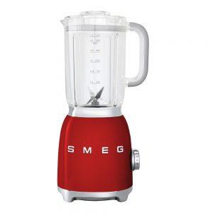 50's Style Blender Röd