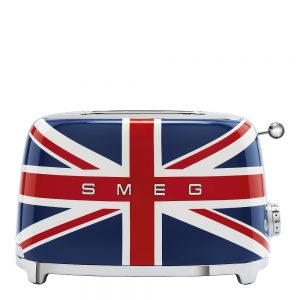50's Style Brödrost 2 skivor Union Jack