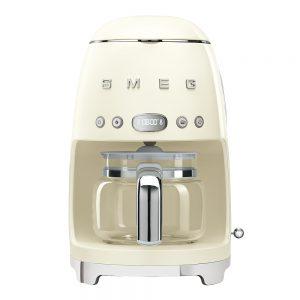 50's Style Kaffebryggare Creme