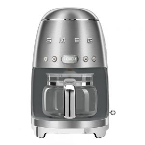 50's Style Kaffebryggare Rostfri