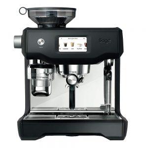 Sage – The Oracle Touch Espressomaskin Black Truffle