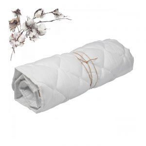Bäddmadrass Organic Basic Spjälsäng 120 cm, NG Baby