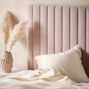 DERBY sänggavel 120 cm Beige