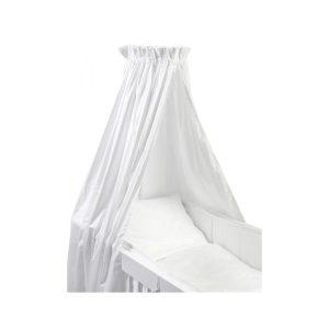 Sänghimmel Spjälsäng/ Vagga vit, NGBaby