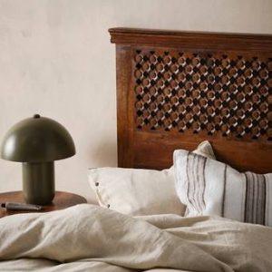 TULUM sänggavel 90 cm Mangoträ