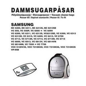Dammpåsar Samsung 5st (1305CH)