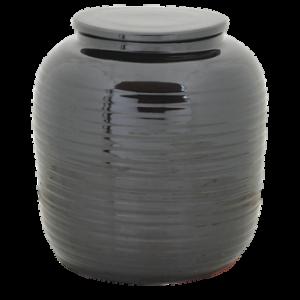 Keramikkruka Ara med lock