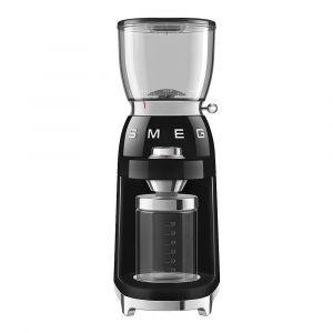 Smeg – 50's Style Kaffekvarn Svart