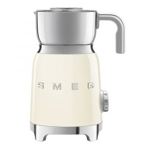 50's Style Mjölkskummare Creme