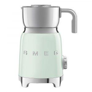 Smeg – 50's Style Mjölkskummare Grön