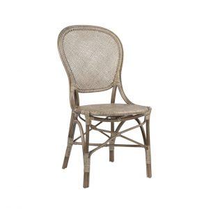 Rossini stol utan karm Taupe, Sika-design