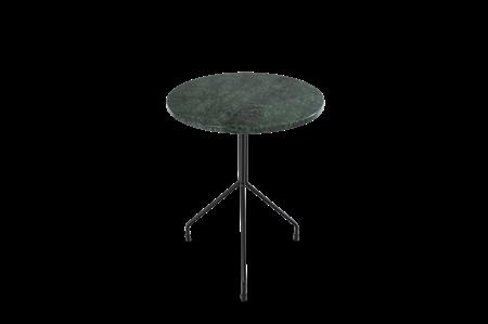 Allforone Grön Marmor med Svart Ram Ø50