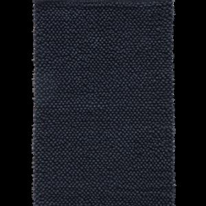 ANJA badrumsmatta 50×80 cm Svart
