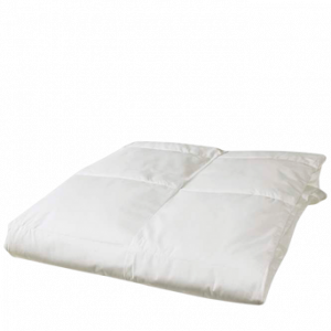 BASIC täcke – svalt 150×200 cm Vit