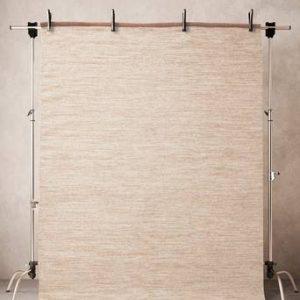 COMOLINO ullmatta 200×300 cm Naturvit