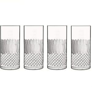 Diamante Ölglas/longdrinkglas 4 st 48cl