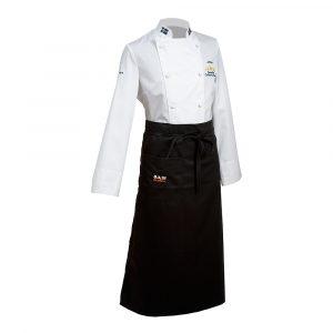 Global – G-90295 Midjeförkläde med ficka