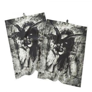 Gynning Design – Handduk Looking For You 50×70 cm 2-pack