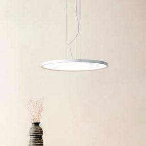 LEDDAS taklampa LED Vit