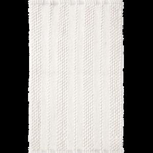 NEA badrumsmatta 50×80 cm Vit