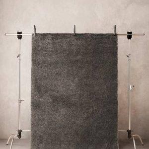 PIZA ryamatta 160×230 cm Grå
