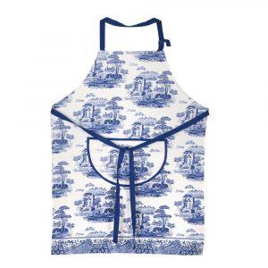Blue Italian Förkläde 70×95 cm