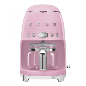 50's Style Kaffebryggare Rosa