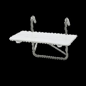 Balkongbord 50 x 80 cm