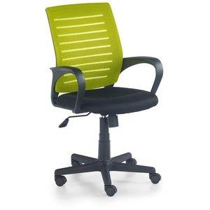 Banaz skrivbordsstol – Svart/grön