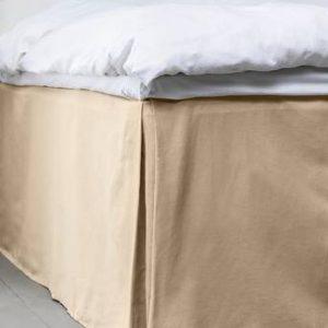 COLOUR sängkappa 60 cm – ekologisk Beige