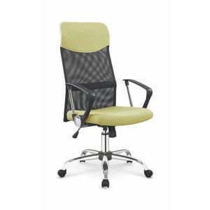 Colette skrivbordsstol – Svart/grön