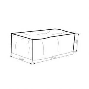 Möbelskydd 130*210*160 grå