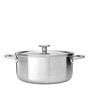 KitchenAid – Multi-Ply Gryta/Lock 4,91 L 24 cm