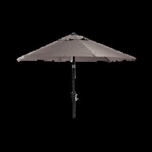 Parasoll 300 cm Brun