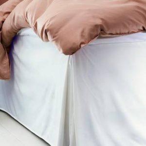 TILY sängkappa 60 cm Vit