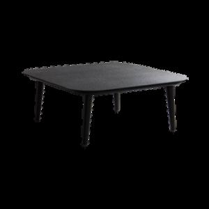 URBINO soffbord 80×80 cm Svart
