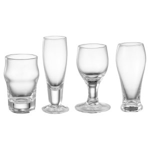 Shira Shotglas 4-pack 28-45 ml