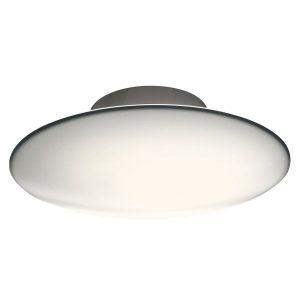 AJ Eklipta taklampa-vägglampa Ø35 cm Vit opal