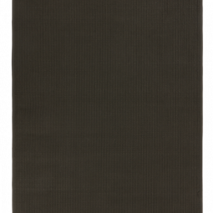 ASPVIK 06 slätvävd matta Svart