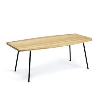 Agave Matbord Rektangulärt Teak 100×200 cm